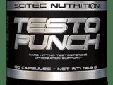 Scitec – Testo Punch 120 Caps